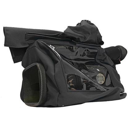 Изображение Compact HD Rain Slicker (Black)