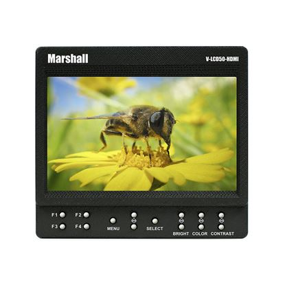 """Picture of Marshall 5"""" Small HDMI 800 x 480 Monitor"""