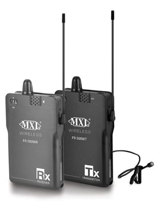 Изображение MXL FR-500WK Professional Portable Wireless Audio System